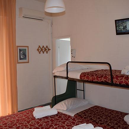 Camere Hotel Ottavia Rimini