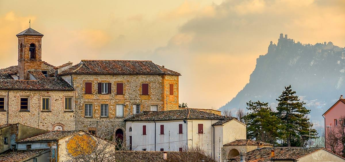Dintorni - Villa Verucchio