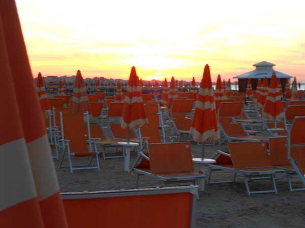 Spiaggia Hotel Ottavia Rimini