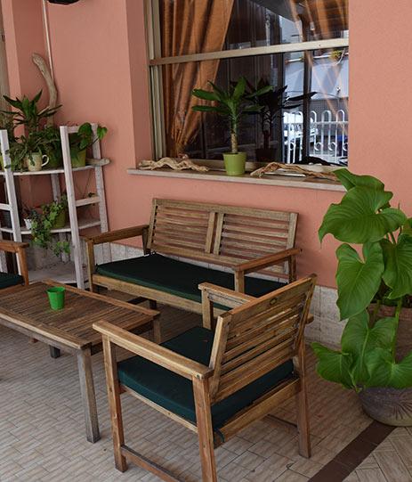 Veranda Hotel Ottavia Rimini